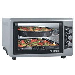 Жарочные и пекарские шкафы - Жарочный шкаф DELTA D-0550 сер.1,5кВт,55л, таймер, 0