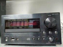 Усилители и ресиверы - сетевой CD ресивер Onkyo CR-N755 - индикатор не…, 0