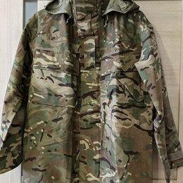 Одежда и обувь - Куртка Gore-tex армии Великобритании камуфляж MTP (с капюшоном) оригинал, 0
