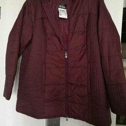 Куртки - Куртка Ulla Popken р54-56, 0