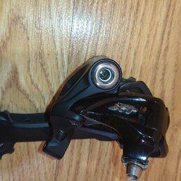Манетки и шифтеры - Переключатель Shimano XT RD-T780 SGS 10 скоростей, 0