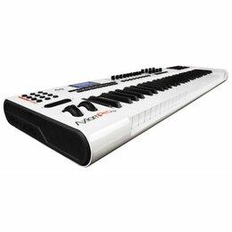 Клавишные инструменты - MIDI-клавиатура M-Audio Axiom Pro 61   MIDI-клавиатура , 0