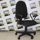 Компьютерные кресла - Кресло Престиж, ткань черная, 0