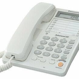 Проводные телефоны - Телефон Panasonic KX-TS2365, 0