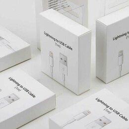 Кабели и разъемы - Кабель USB/Lightning 1 м Оригинал, 0
