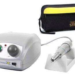 Аппараты для маникюра и педикюра - Аппарат для маникюра/педикюра Strong 207A/107II, 0
