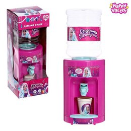 Кулеры для воды и питьевые фонтанчики - Кулер детский «Сказочная принцесса», розовый, 0