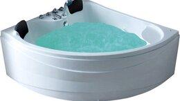 Ванны - Акриловая ванна Gemy G9041 K (1500*1500*740), 0