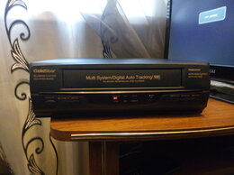 DVD и Blu-ray плееры - VHS Видеомагнитофон GoldStar (LG) RN800AW надо…, 0