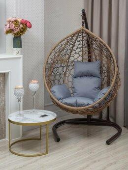 Подвесные кресла - Подвесное кресло BUENO STRONG-L (среднее) светло…, 0