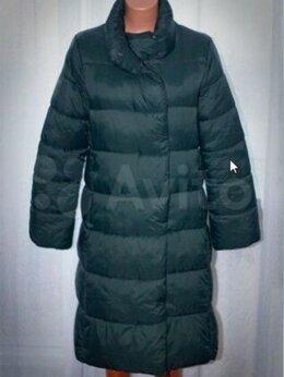 Пуховики - Пальто - пуховик новый два цвета и размера, 0