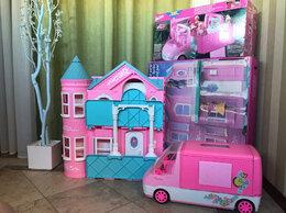 Игровые наборы и фигурки - Дом и автофургон для Барби 1995 год Mattel, 0