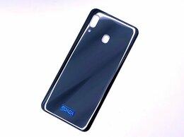 Корпусные детали - Задняя крышка SAMSUNG Galaxy A30 (A305F) Black, 0
