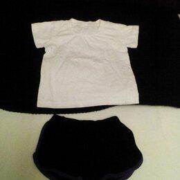 Спортивные костюмы и форма - Спортивная физкультурна форма футболка+шорты 2-3 г., 0