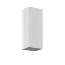 Кабеленесущие системы - Tруба 270х270мм, L=1м с переходником (INOX) , 0