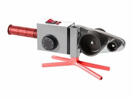 Аппараты для сварки пластиковых труб - Аппарат для сварки труб RealMaster 20-63 мм 300C, 0