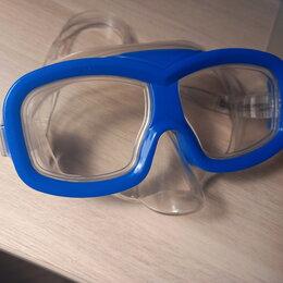 Маски и трубки - Детская подводная маска 3-4 года, 0