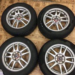 Шины, диски и комплектующие - колеса R14, 0