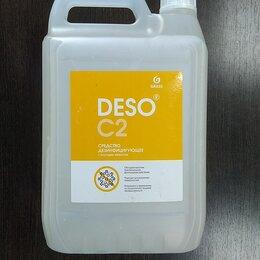 Дезинфицирующие средства - Средство дезинфицирующее с моющим эффектом Deso, 0