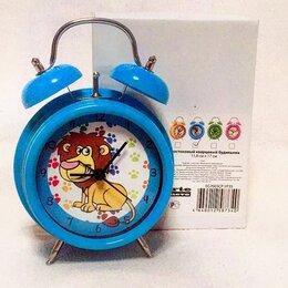 Часы настольные и каминные - Детские кварцевые часы-будильник новые, 0