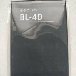 Аккумуляторы - Батарея BL-4D. , 0