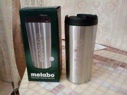Термосы и термокружки - термокружка метабо. , 0