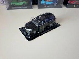 Модели - Суперкары №57 Mercedes-Benz GL500 4Matic X164 1/43, 0