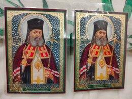Иконы - Иконы ламинат свт луки крымского с частицами гроба, 0