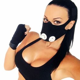 Спортивная защита - Тренировочная маска elevation training mask 2.0, 0