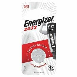 Батарейки - Батарейка CR2032 ENERGIZER, литиевая, 1 шт., в…, 0