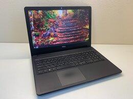 Ноутбуки - Свкжий ноутбук Dell 15.6 i3 6006U/4/500 Идеал, 0
