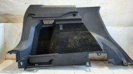Интерьер  - Обшивка багажника левая (Haval F7), 0