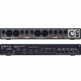 Звуковые карты - Roland Rubix44 Внешняя звуковая карта USB, 0