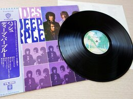 Виниловые пластинки - Deep Purple - Shades Of Deep Purple - P-8367W…, 0