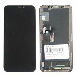 Дисплеи и тачскрины - Дисплей для iphone X (Hard Oled), 0