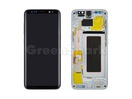 Дисплеи и тачскрины - Дисплей для Samsung G950F Galaxy S8 + тачскрин +…, 0