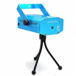 Интерьерная подсветка - Лазерный проектор Laser Stage, 0