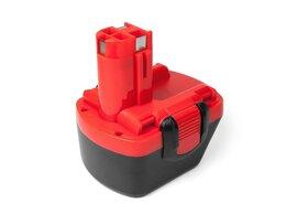 Аккумуляторы и зарядные устройства - Аккумулятор для Bosch GDR  2 607 335 692, 0