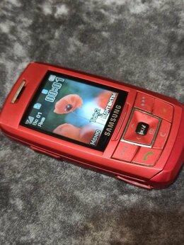 """Мобильные телефоны - Мобильный  телефон """"SAMSUNG SGH-E250 """".  Рабочий., 0"""
