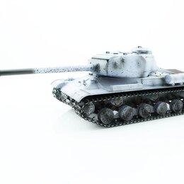Радиоуправляемые игрушки - Р/У танк Taigen 1/16 ИС-2 модель 1944, СССР, зимний, (для ИК танкового боя) 2.4G, 0