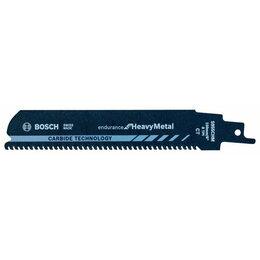Пилы сабельные и электроножовки - Сабельное полотно Bosch по металлу S955CHM 150…, 0