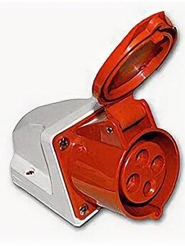 Товары для электромонтажа - Розетка стационарная ССИ-124, 0