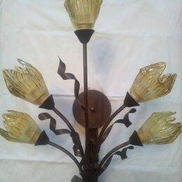Люстры и потолочные светильники - Люстра оригинального дизайна, продаю, 0