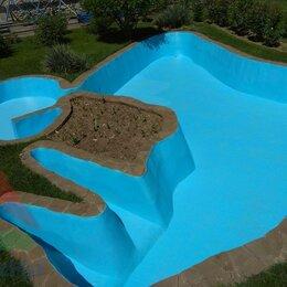 Краски - Гидростоун — водостойкая краска для бетонных бассейнов RAL 5012 20 кг, 0