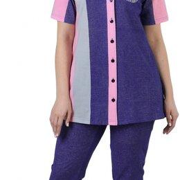 Домашняя одежда - Костюм женский Калифорния (рубашка), 0