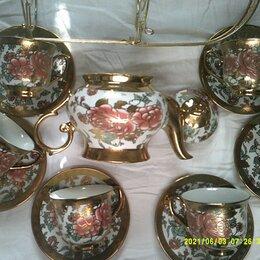 Сервизы и наборы - сервиз чайный 6 персон импорт новый, 0