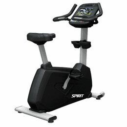 Велотренажеры - Велотренажер Spirit Fitness CU900ENT, 0