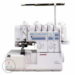 Оверлоки и распошивальные машины - Оверлок Janome 1200D Professional, 0