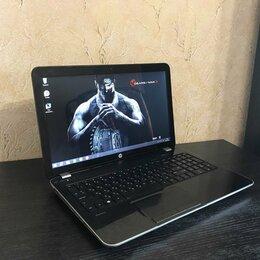 Ноутбуки - Ноутбук HP Pavilion 17 Silver 17 дюймов 4 ядра, 0