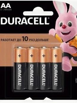 Батарейки - Элемент питания Duracell LR6/316 BL4 (16114), 0